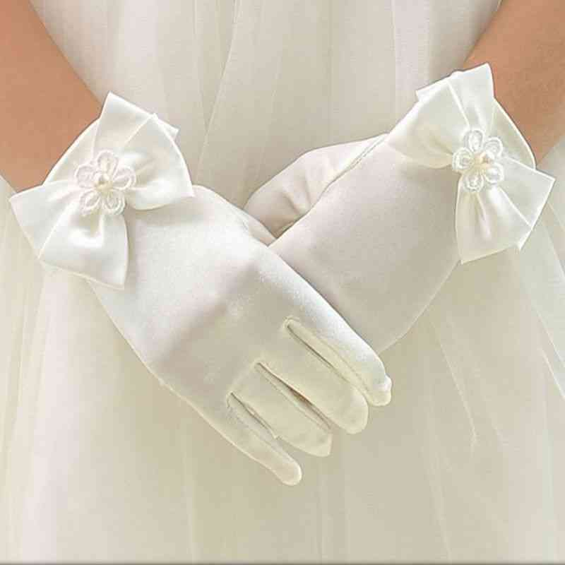 Kids Fashion Elegant Gloves