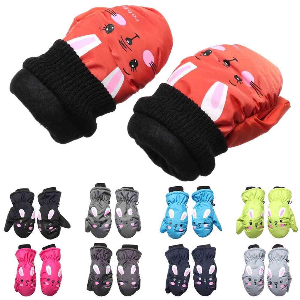 Kids Winter Warm Gloves