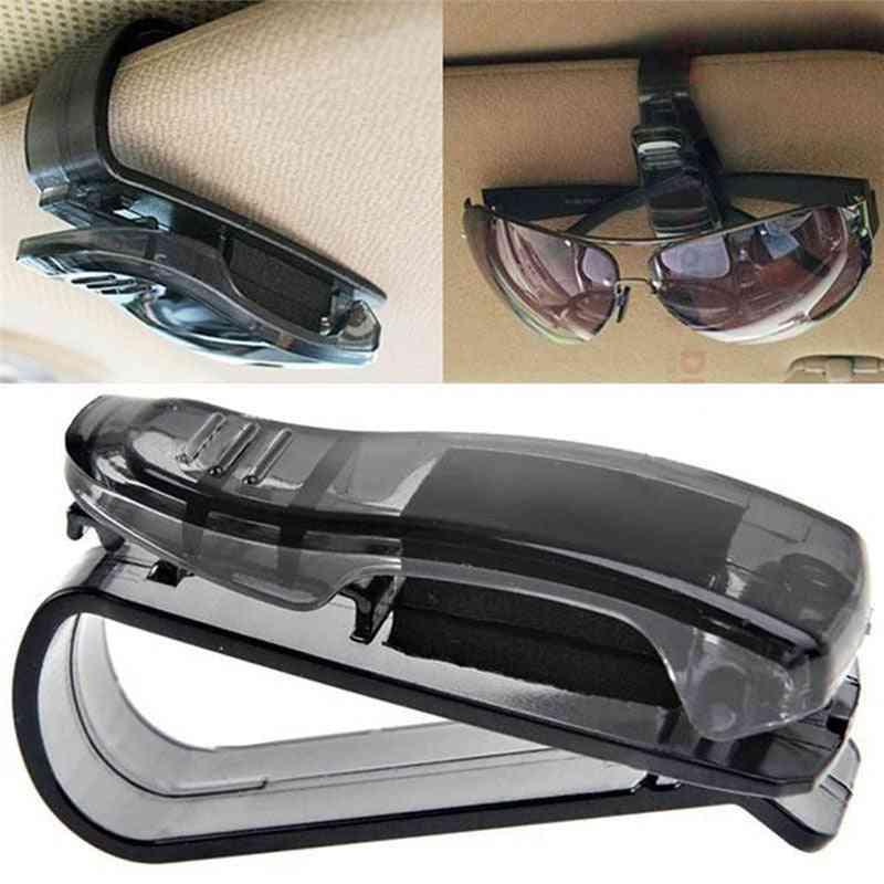 Car Sunglasses Holder  Ticket Clip