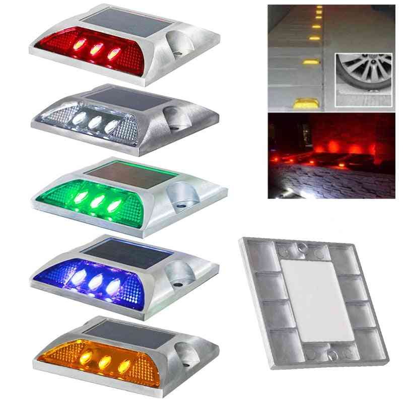Led Parking Light Road Reflector Rear Warning Lamp