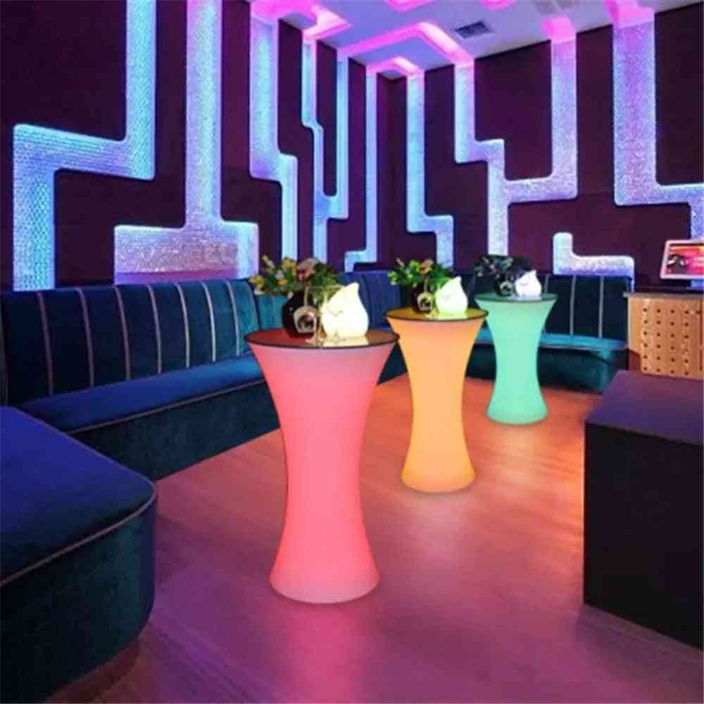 Glowing Led Bar Table
