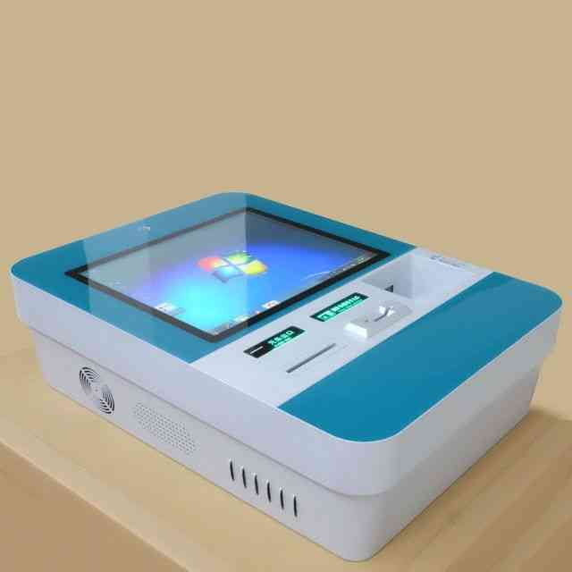 Touch-screen Payment Terminal