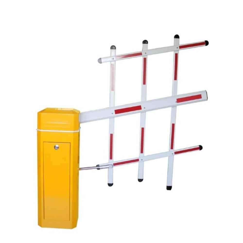 Automatic Barrier Gate For Parking Lot