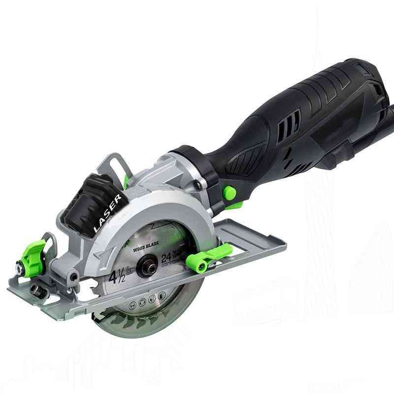 Mini Circular Saw With Laser For Cut Wood,pvc Tube Power Tool