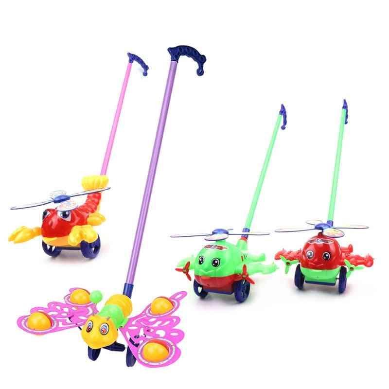 Baby Learning Walker, Toddler, Walking Learning Cart, Push Toy