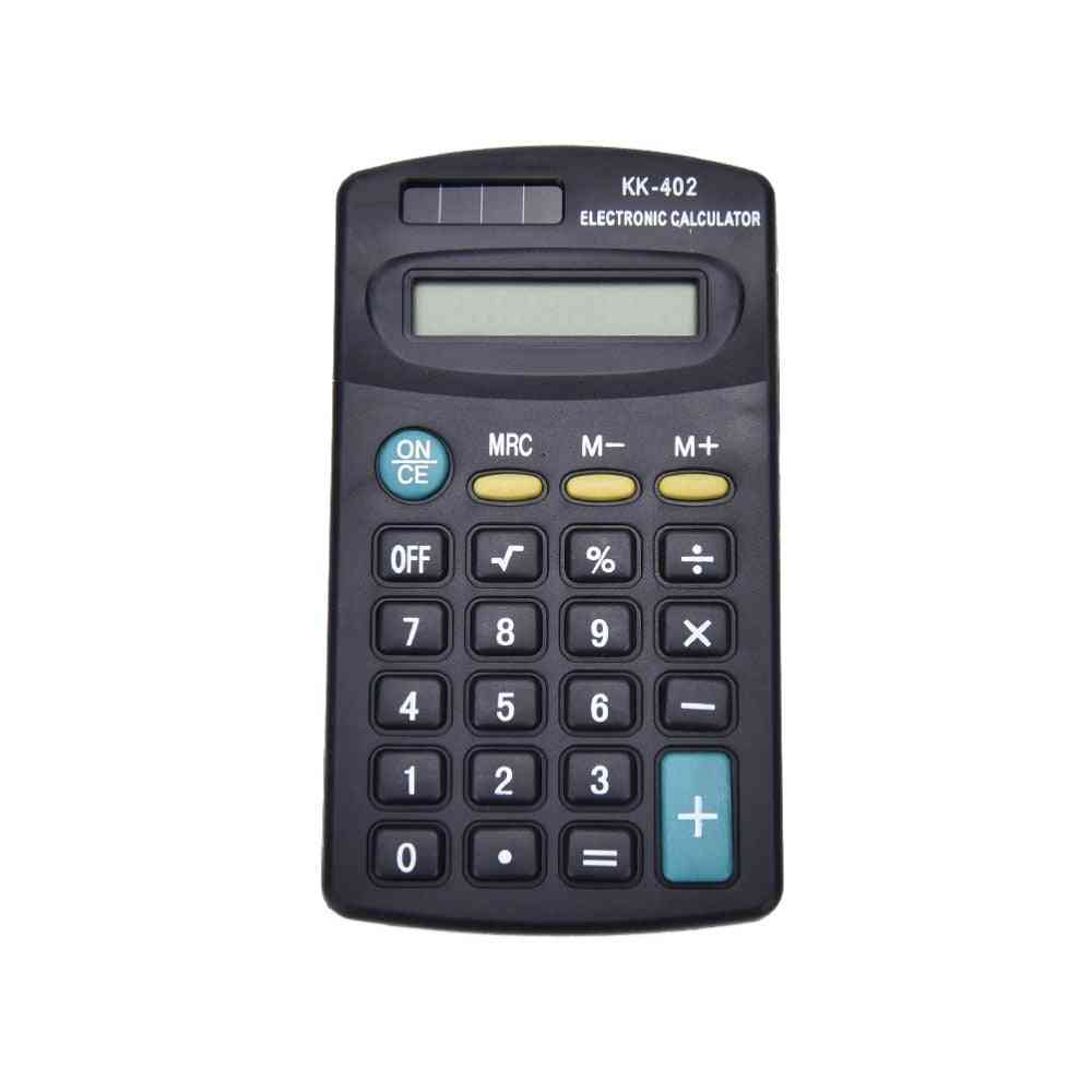 Electronic Calculator Battery Powered School Company Office Supplies