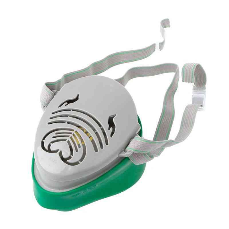 Anti-dust Respirator Filter Paint Spraying Gas Mask
