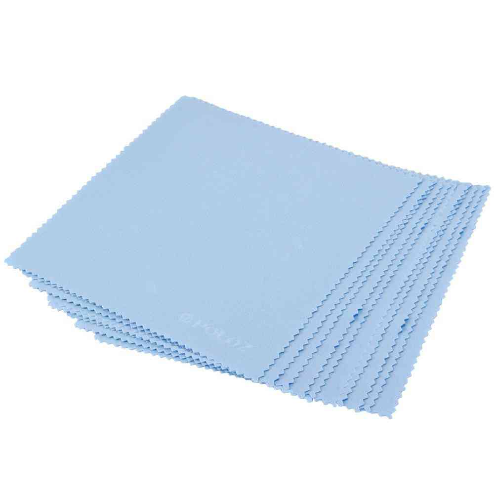 Soft Cleaning Cloth For Camera Lens Lcd Tablet Pc Mobile Phone Tv Screen Glasses Mirror