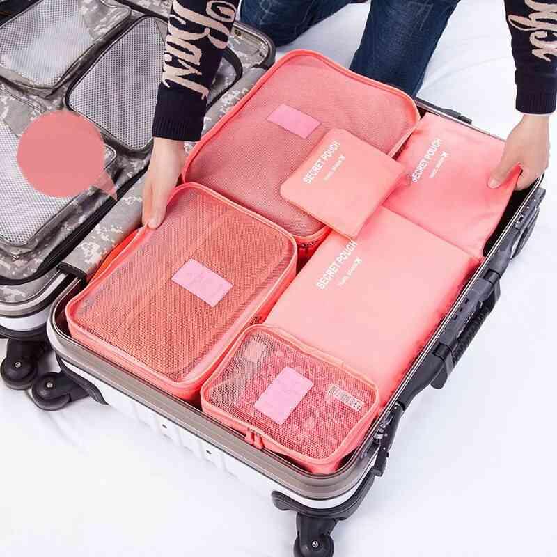 Travel Luggage Zipper Bag
