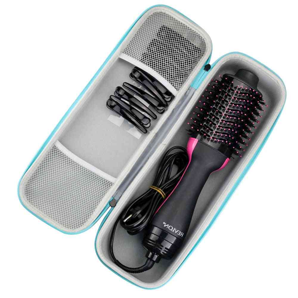 Newest Eva Hard Portable Travel Case For Revlon One-step Hair Dryer Accessories Waterproof Bags