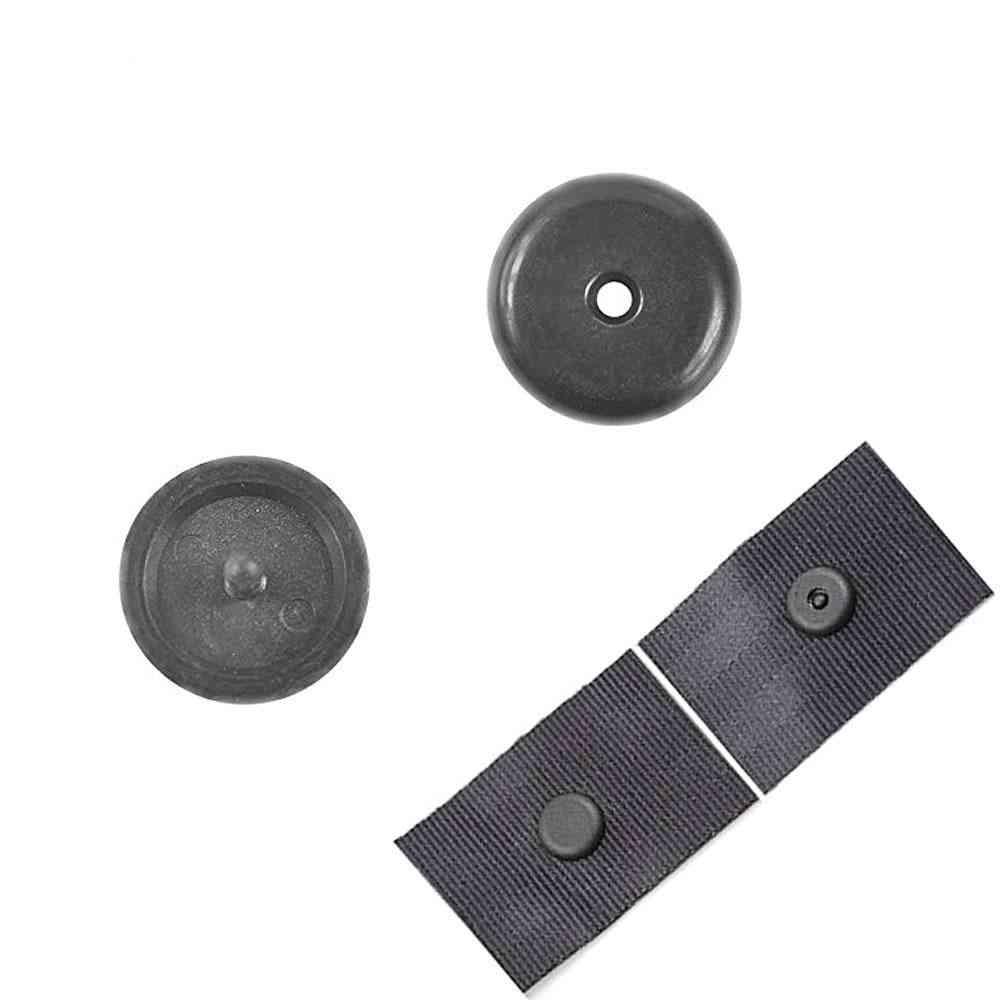 Car Seat Belt Stop Button