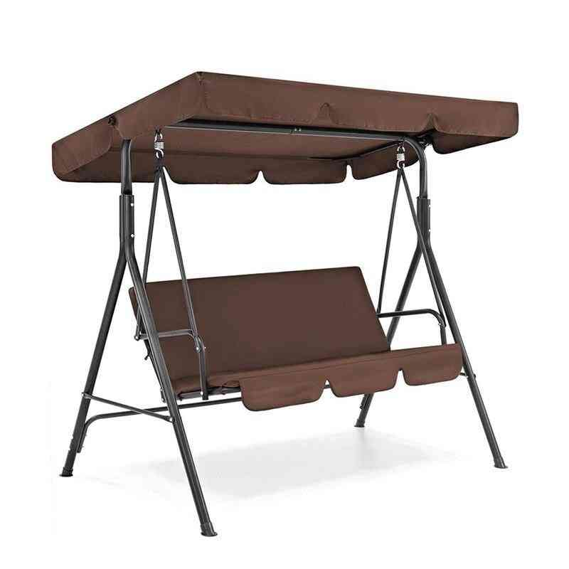 3 Seat Swing Canopies Seat Cushion Covers Set - Covers Only