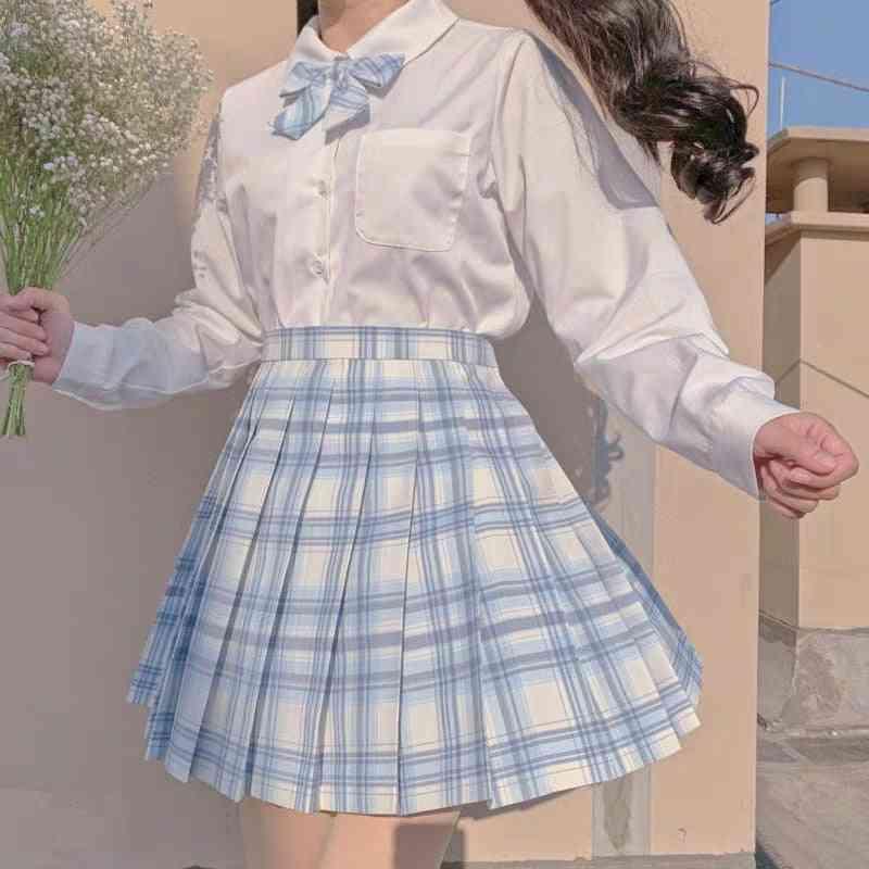 Long/short Sleeve School Uniform