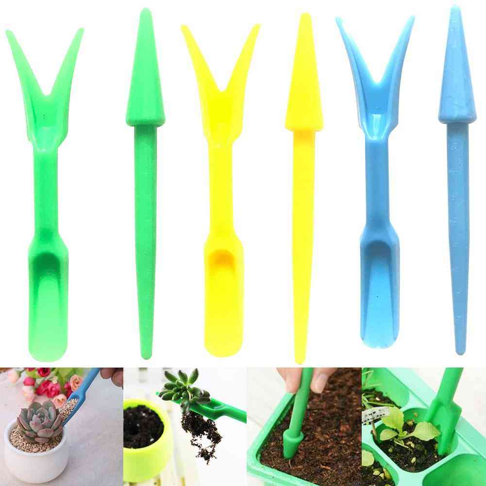Garden Planter Kit, Diy Accessories, Sowing Succulents, Transplant Seedlings, Planted Tool, Fertilizer Drilling Device