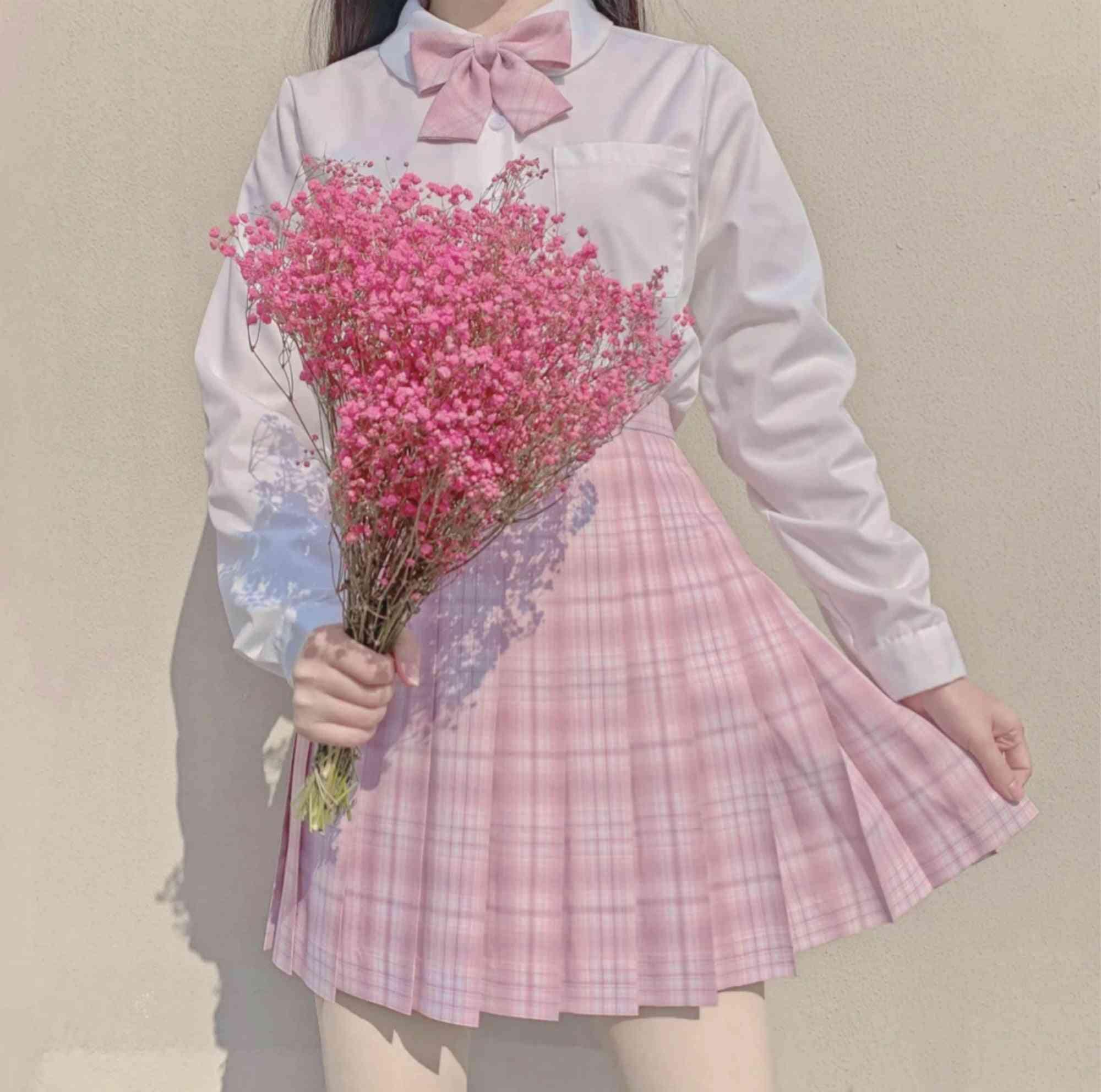 School Uniform Women Dress