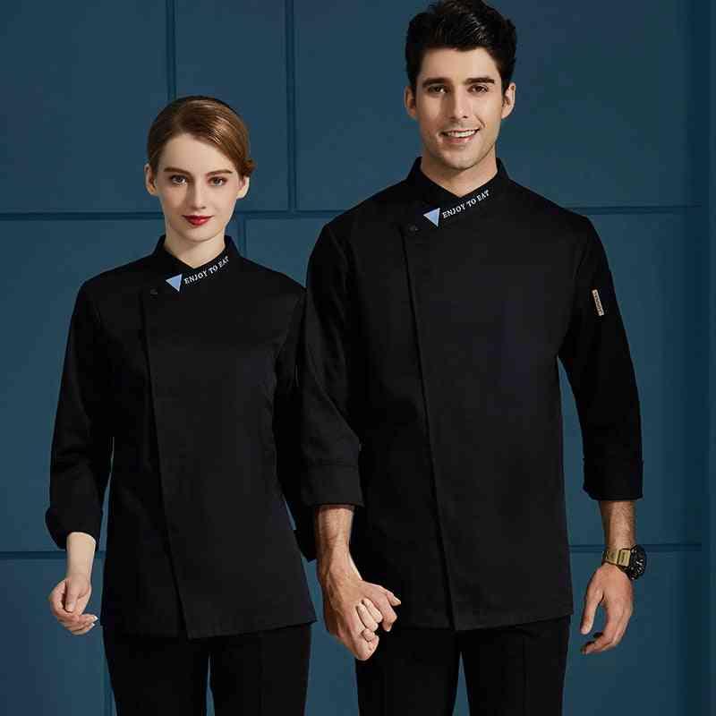 Men Women Chef Uniform