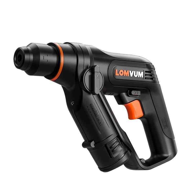 Lomvum Rotary Hammer Cordless Hammer Drill