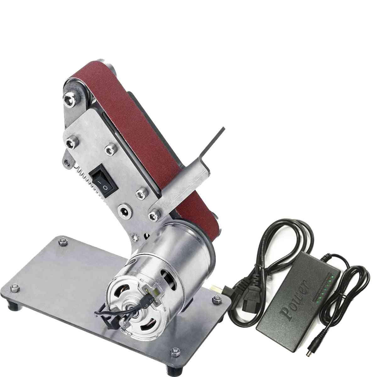 300w Electric Belt Sander Polishing Grinder Machine
