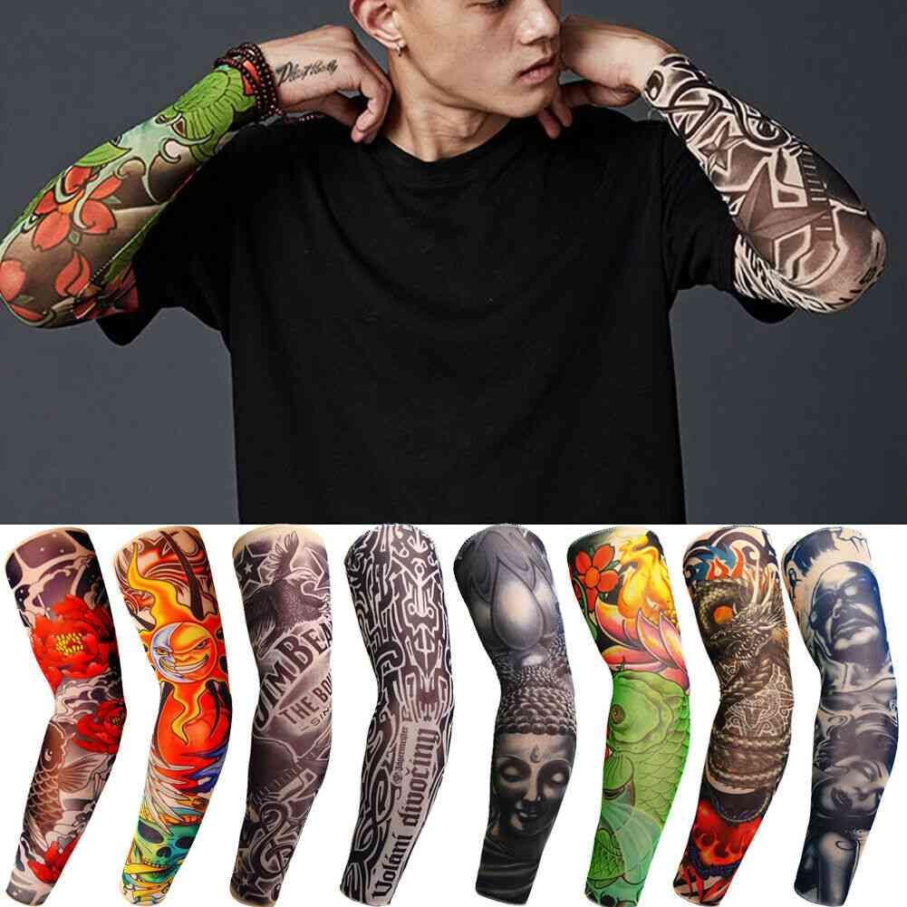1pcs Tattoo Cooling Arm Sleeves Cover