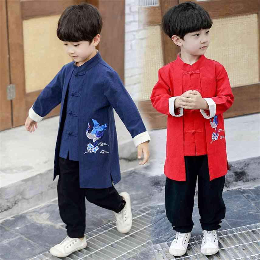 Traditional Costumes Oriental Kids Tops