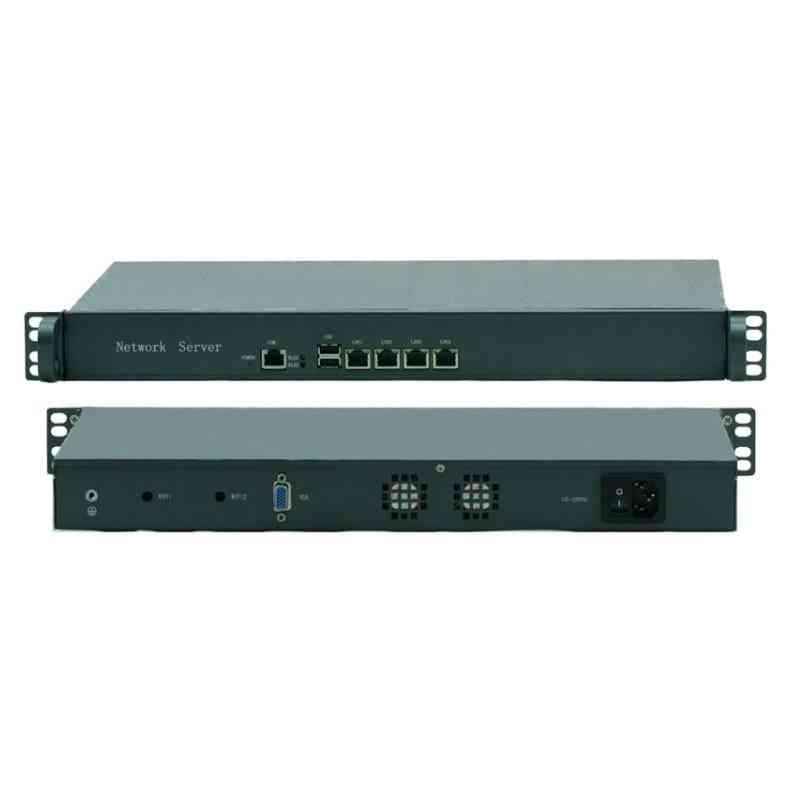 1u Rack Server Intel Celeron J1900 4 Lan Ethernet Firewall Security Appliance Router