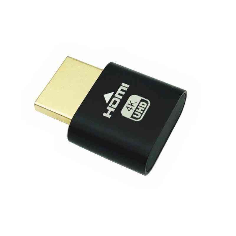 Hdmi Dummy Emulator Adapter For Bitcoin Mining