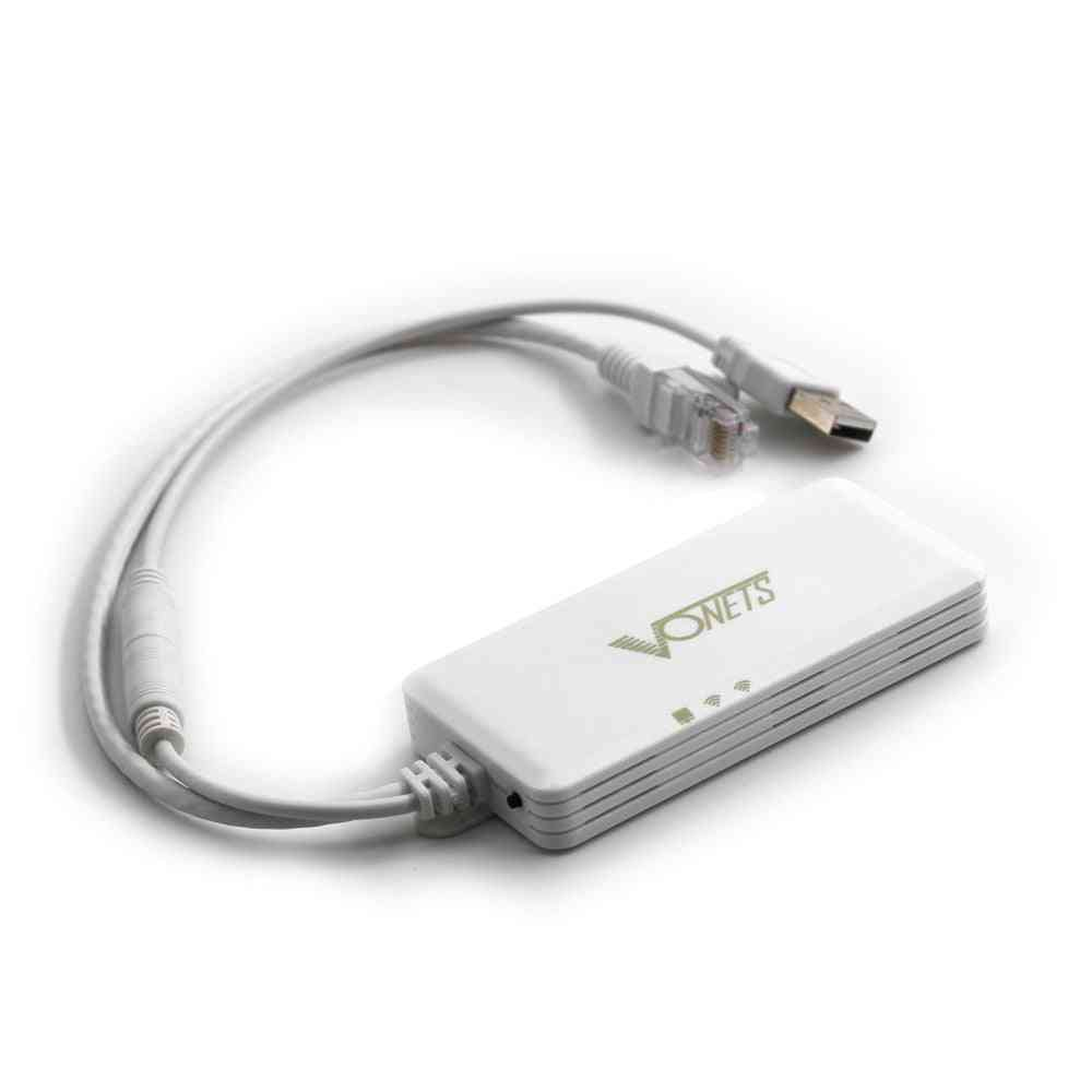Vonets Dual Band Wireless Bridge Repeater Hotspot Range Extender