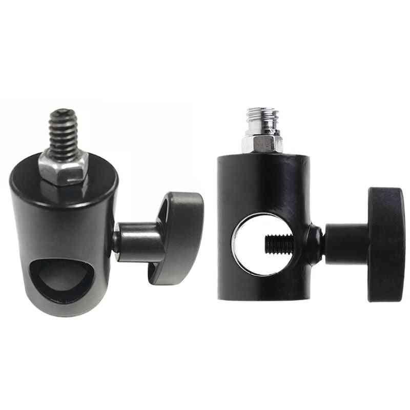 Thread Interface Rapid Adapter Converter Multi Functional Mount Bracket Adapter For Light Stand Photography Speedlight