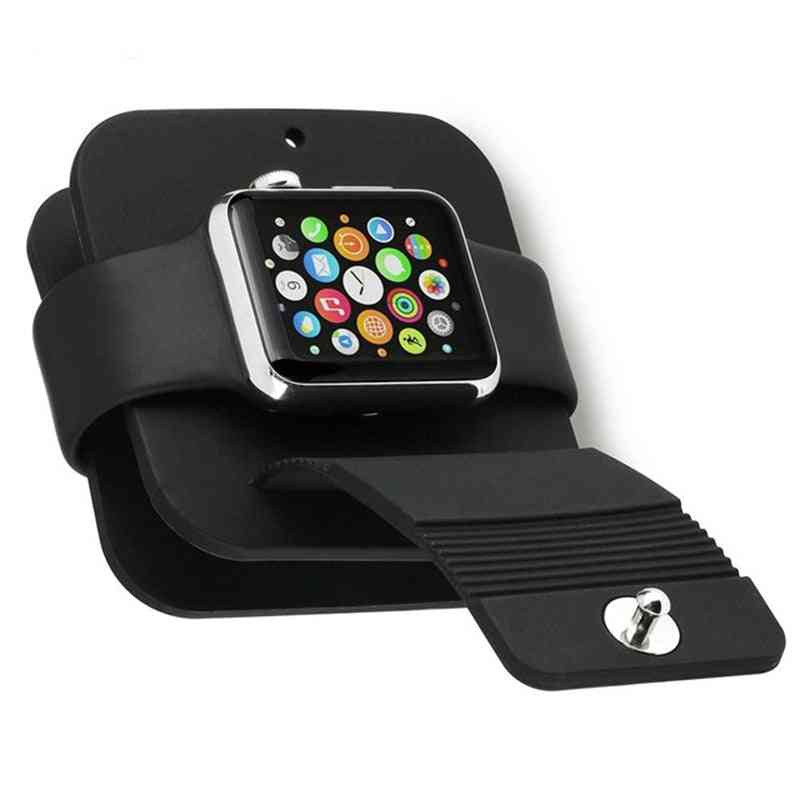 Watch Charging Cable Storage Bag For Apple 4 Watch Dock Cable Holder