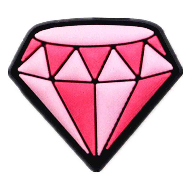 Novelty Cute Buckle Decoration Shoe Charms