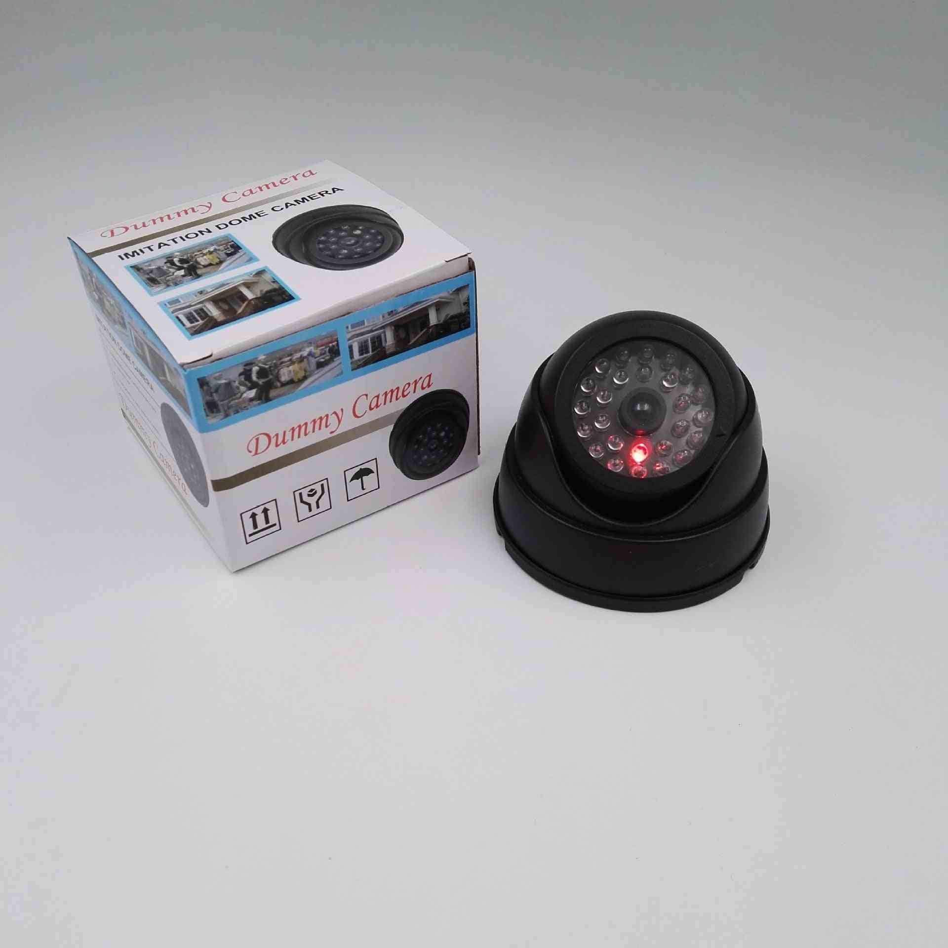 Cctv Conch Dummy Round Monitor Home Security Dummy Camera