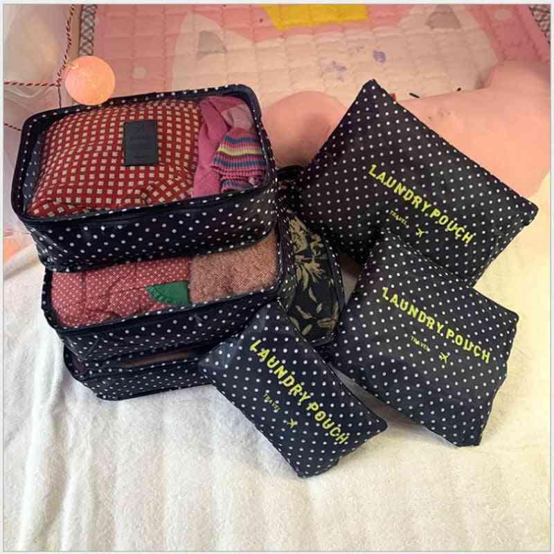 Travel Packing Cubes, Waterproof Large Capacity Clothing, Sorting Organize Bag, Package Men, Weekender Bags