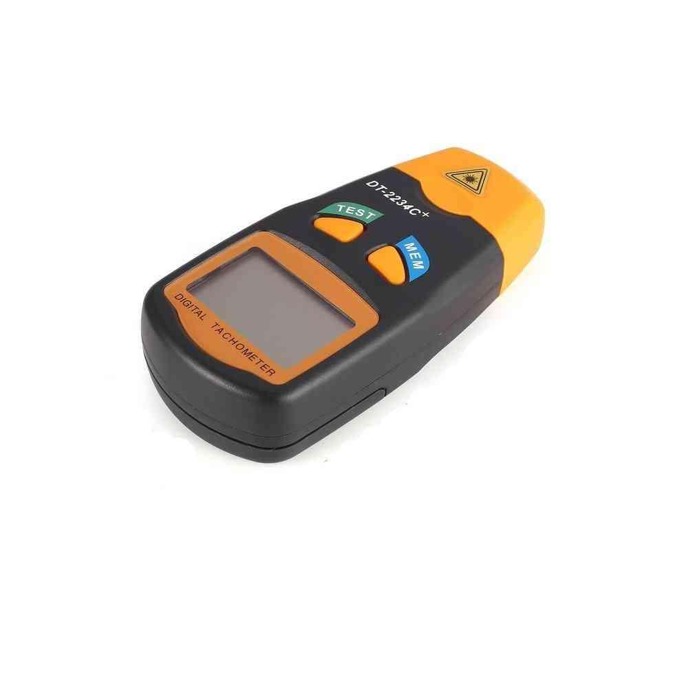 Rpm Speed Measurement Meter Speedometer
