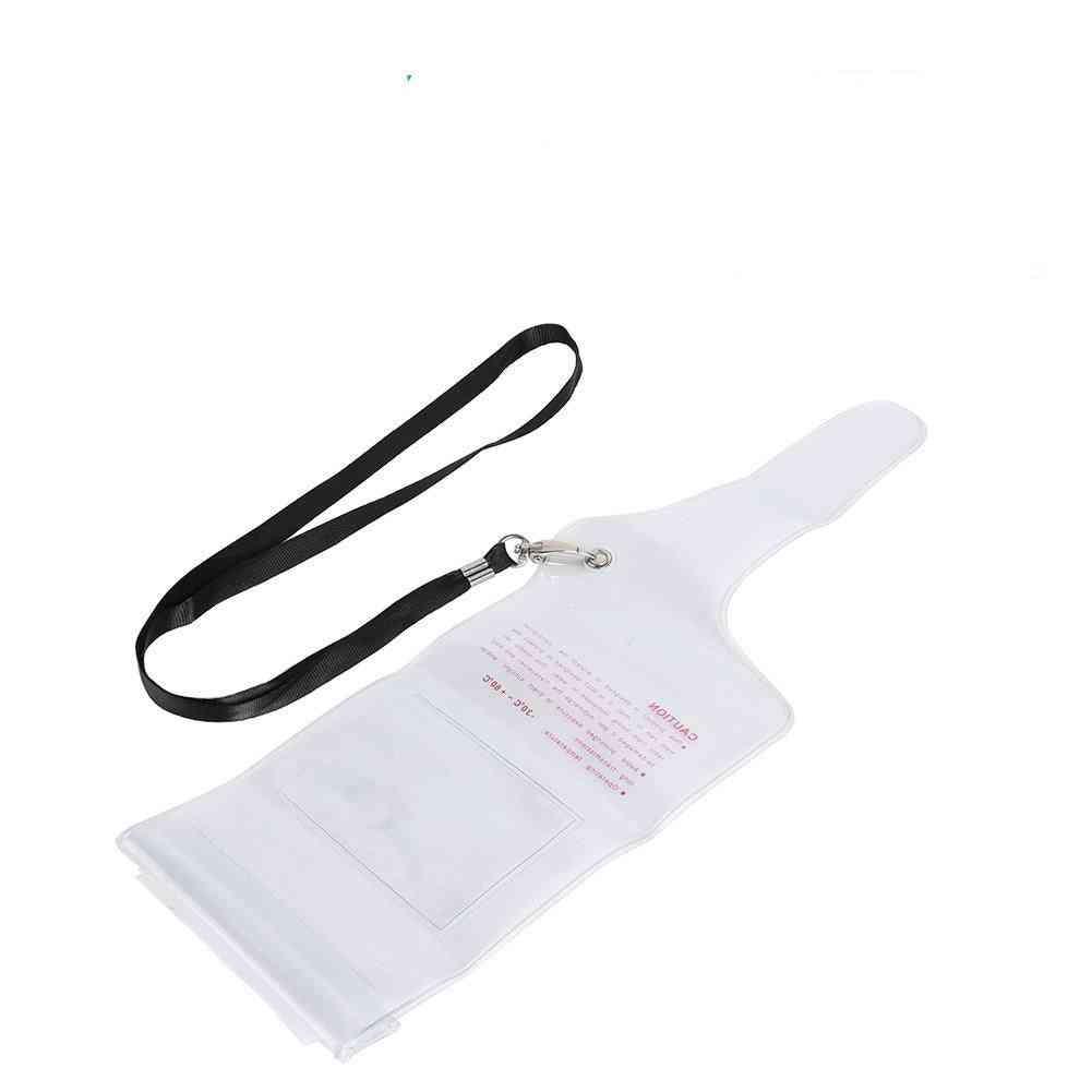 Transparent Waterproof Pouch Bag
