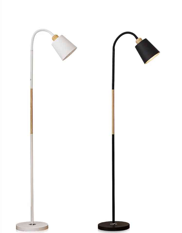 Modern Floor  & Simple Corner Standing Lamp Corner Light Apartment Lamp