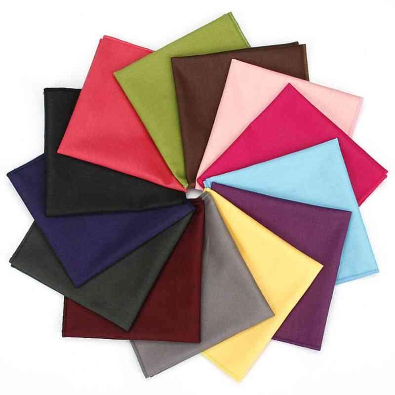 Luxury Men's Pocket Handkerchief