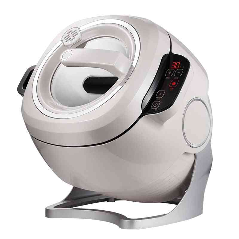 Household & Commercial Electric Intelligent Automatic Stir Frying Machine, Non-stick Cooking Wok Pot, Multi Cooker
