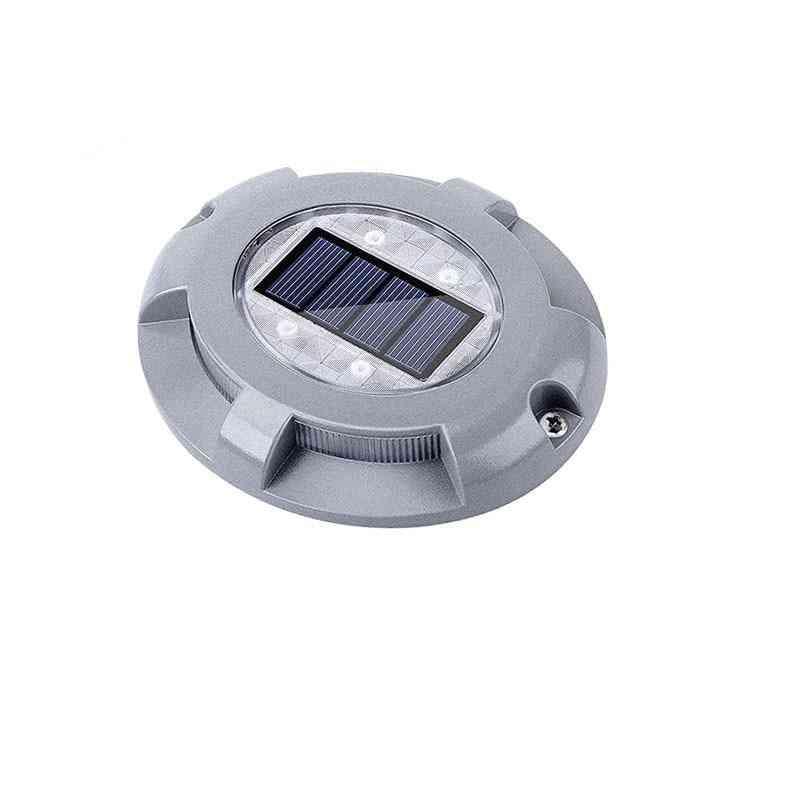 Solar Deck Lights Driveway Dock Led Light Solar Powered