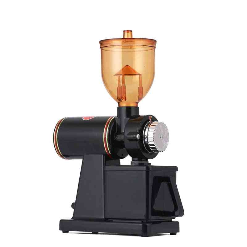 Electric Coffee Bean Grinder Maker For Espresso, Mill Machine