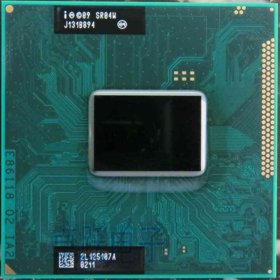 Core I5 Mobile Cpu Processor Dual Core Socket Scrattered Pieces