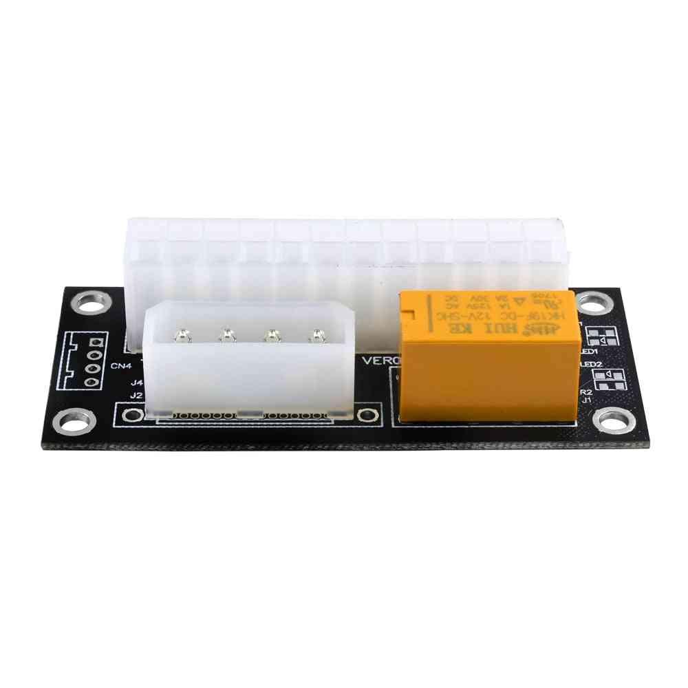 Dual Psu Power Supply Sync Adapter