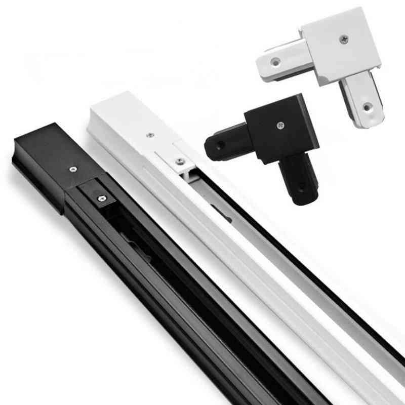 Led Track Rail, Track Light Connectors Universal Rails
