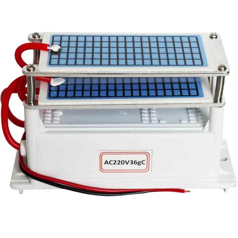 Ozone Generator Air Purifier, Ozonator Machine, Ozonizer, Home Cleaner, Sterilizer, Remove Formaldehyde