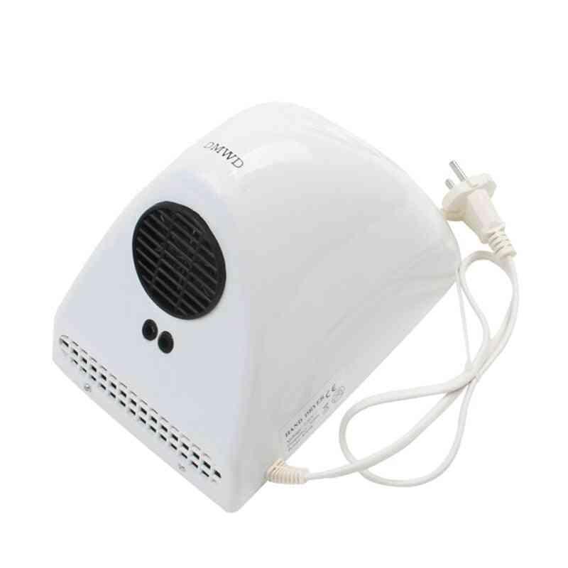 Automatic Hand Dryer, Bathroom, Washroom, Wind Blower, Wall-mounted, Drying Sensor, Induction Device
