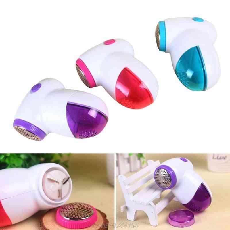 Electric Lint Remover, Clothes Fluff Fabric Sweater Shaver, Household Mini Tool
