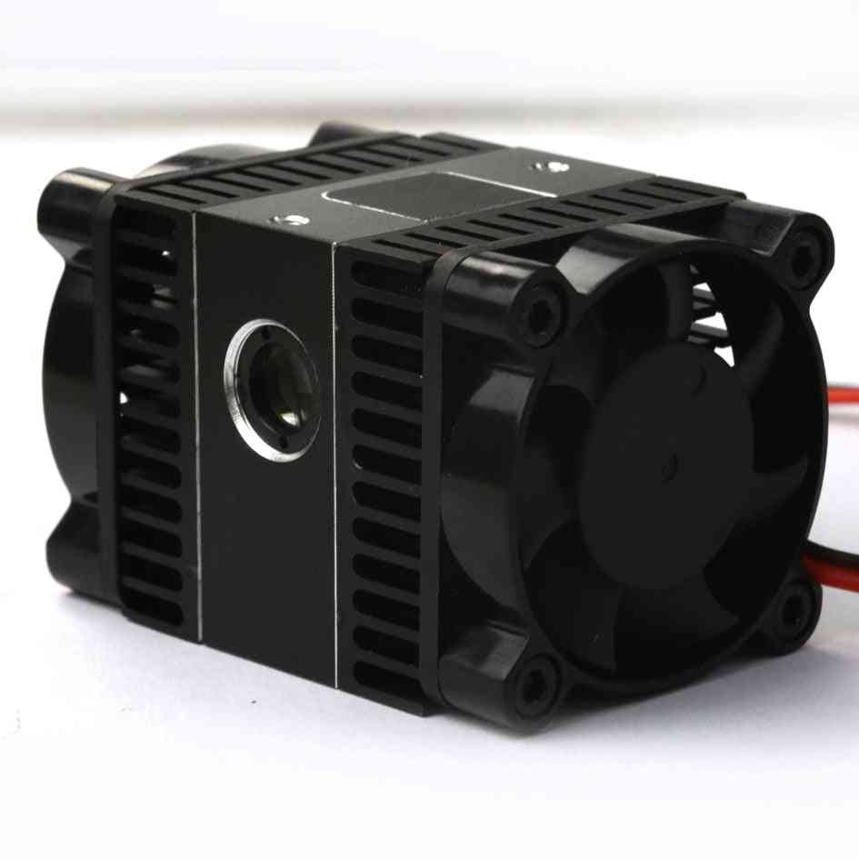 450nm 80w-professional Version, Focal Fixed, Laser Module