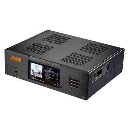 9i-ad Black Gold Ultimate Model Desktop Digital Player Dsd Player 88de3010 Blu-ray Chip Support 7.1 Channels