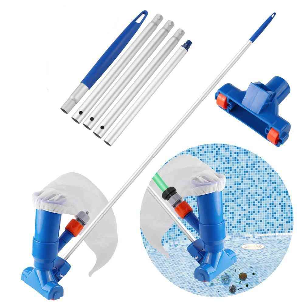 Mini Portable Swimming Pool Vacuum Cleaner For Swimming Pool Cleaning Accessories