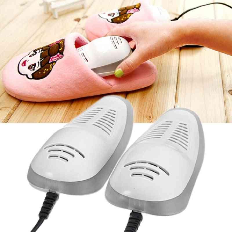 Uv Shoe Dryer, Heater, Deodorizer Dehumidify Device, Foot Warmer For Winter Shoes ,drying Machine,  Rack