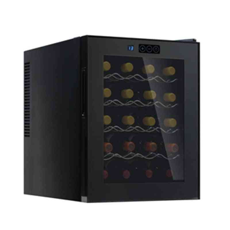 Wine Cabinet, Constant Temperature Cooler, Stainless Steel Shelf, Home Refrigerated  Display
